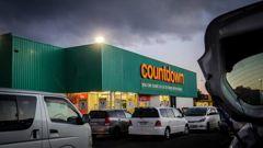 Supermarkets were an essential service during the lockdown. (Photo / NZ Herald)