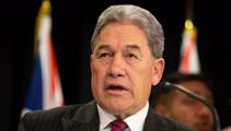 Barry Soper: Winston Peters comes back with a splash