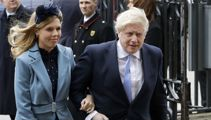 Boris Johnson names son after doctors who treated him for Covid-19