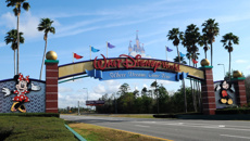 Man arrested for camping at Disney World island during lockdown