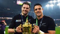 McCaw reveals the time he denied Carter a world record