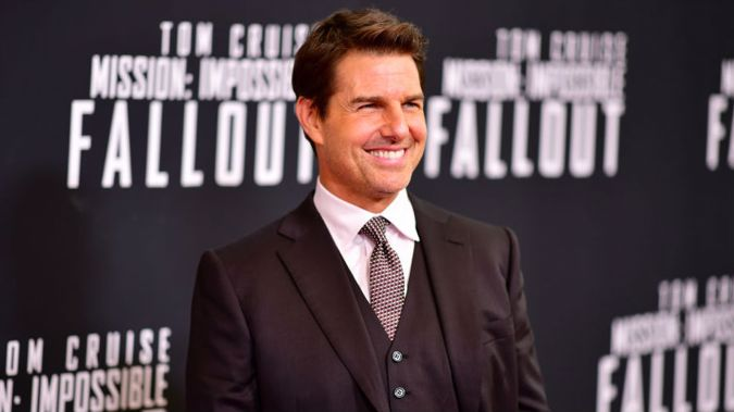 Tom Cruise is aiming for new heights with his next movie. (Photo / Getty)