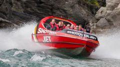 "Shotover Jet among Ngāi Tahu Tourism attractions to go into ""hibernation"". Photo / Mike Scott"