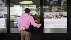 Home loan rates are at record lows but buyers are being urged to be cautious. Photo/ file.