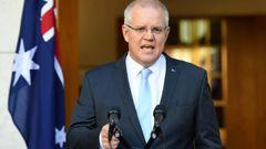 Australian Prime Minister Scott Morrison. (Photo / Getty Images)