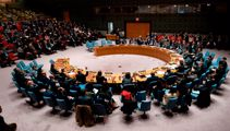 US blocks UN resolution on global ceasefire over WHO mention