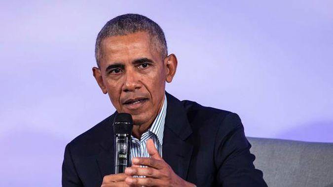 Former US President Barack Obama. (Photo / AP)