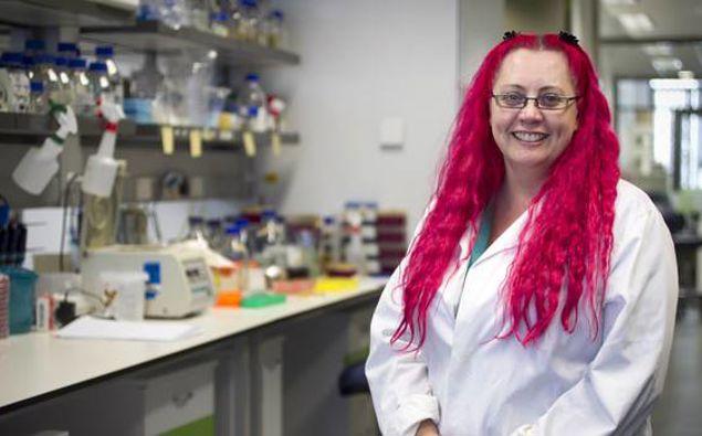 Dr Siouxsie Wiles. (Photo / NZ Herald)