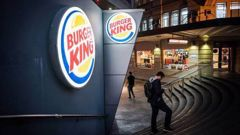 Burger King was recently handed over to receivers. Photo / File