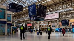 Belly Mujinga, 47, was spat at on the concourse at Victoria Station, central London.