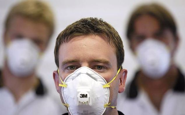 Facemasks have become a common way to fight off infectious diseases in the 21st century. Photo / NZ Herald