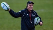 Rugby: Mooar excited to be returning home