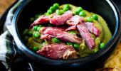 Mike van de Elzen: Split pea and ham soup
