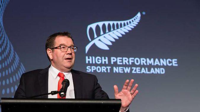 Sports Minister Grant Robertson. (Photo / Photosport)