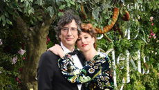 Neil Gaiman travels 17,000km from NZ to get 'space' from wife Amanda Palmer