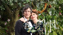 Neil Gaiman needed space away from his wife. He travelled across the world during lockdown. Photo / Getty