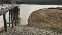 Auckland water usage down but dam levels still falling