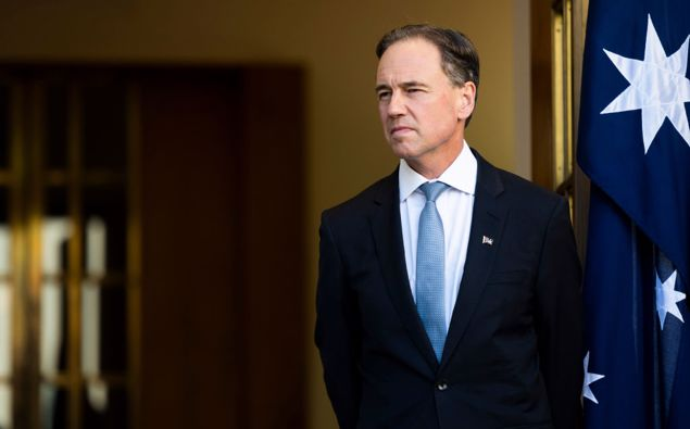 Australian Health Minister Greg Hunt represented Australia at the World health Assembly's meeting last night. (Photo / Getty)