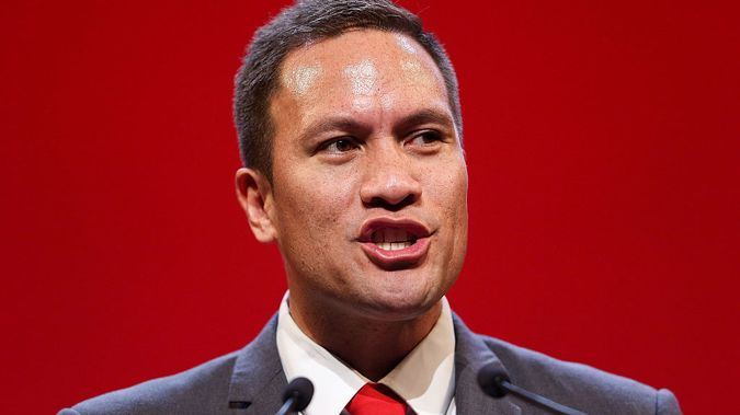 Labour MP and former television personality Tamati Coffey. (Photo / Getty)