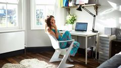 Working from home comes with increased costs, but there's now an easier way to claim for them. Photo / Getty Images