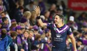 Billy Slater reportedly wants to join the Warriors this season. (Photo / Getty)