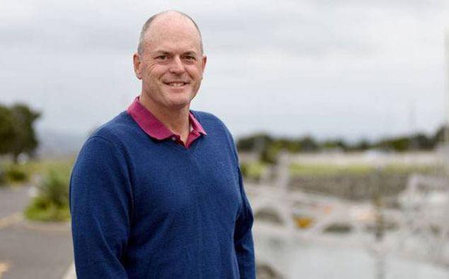 Todd Muller. (Photo / NZ Herald)