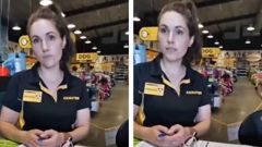 Video shows Nelson Animates customer harasses employee over contact tracing