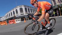Cycling: Bevin named kiwi male cyclist of the year