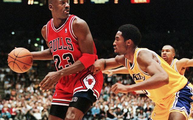 Michael Jordan. (Photo / Getty)