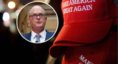 Comment: Todd Muller's Make America Great Againa hat is not okay