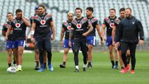 New Zealand Warriors granted exemption to loan players