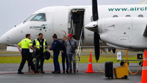 Man arrested on Air Chathams flight after refusing to wear mask