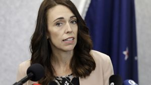 Prime Minister Jacinda Ardern along with her Cabinet will consider easing mass gathering restrictions today. (Photo / File)