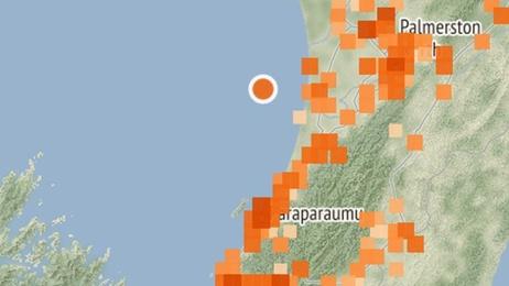 Bernie Wanden: No serious quake damage around Horowhenua
