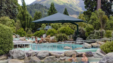Graeme Abbot: Hanmer Springs Thermal Pools reopening with social distancing