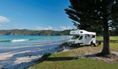 A campervan road trip is on many Kiwis' bucket list. (Photo / Supplied)