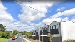 The apartment block on Rosedale Rd in Albany. (Image / Google)