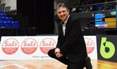 New Zealand NBL general manager Justin Nelson. (Photo / File)