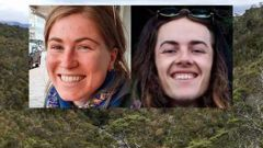 Missing trampers Dion Reynolds and Jessica O'Connor have been found. (Photo / File)