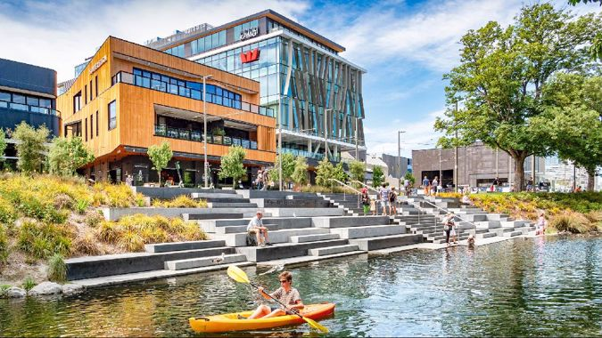 Mike Yardley: Urban safari in Christchurch