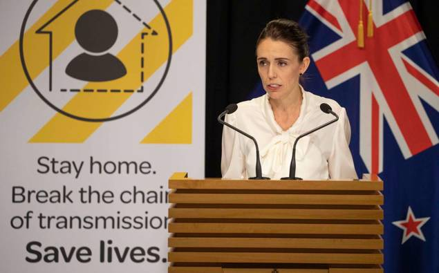 Jacinda Ardern stands firm on level 1 move despite Winston Peters' call