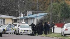 Kawerau in lockdown as armed police hunt gunman who fired shots during pursuit