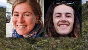 Trampers Dion Reynolds and Jessica O'Connor have been found alive after 18 days. (Photo / File)