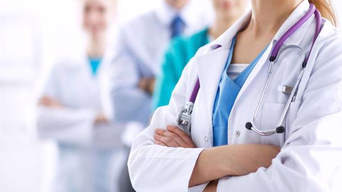 The Ministry of Health doesn't have data on how healthcare workers were infected with Covid-19 at work. (Photo / Stock)