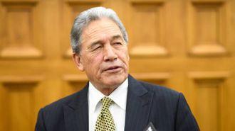 Deputy PM Winston Peters wants a transtasman bubble now