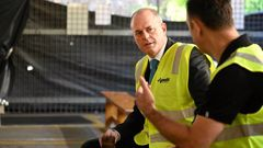 This afternoon Bay of Plenty MP Todd Muller will unveil National's first piece of policy since he became the party's leader. Photo / George Novak