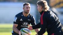 Super Rugby: Ennor re-commits to New Zealand Rugby