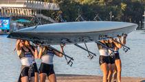 Rowing: Kiwi rowing to the moon