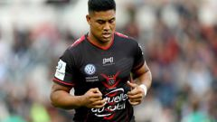 Julian Savea is a strong chance to play Mitre 10 Cup. Photo / Photosport
