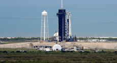 Watch: US astronauts head for ISS after successful liftoff